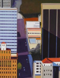 6th Avenue painting